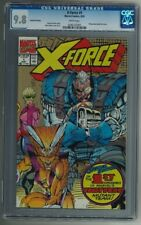 X-Force #1 Gold 2nd Print CGC 9.8 Liefeld Cable cover