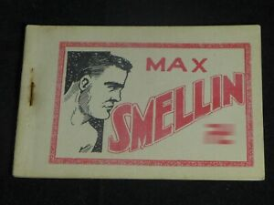 Vintage 1930s Original & Genuine Tijuana Bible Max Smellin Dirty Little 10 pager