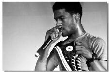 Poster Print Kid Cudi Rapper Stars Art Wall Cloth 511