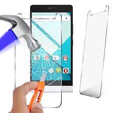 pour Blu Life One XL - Véritable Protection écran en Verre Trempé
