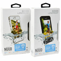 Genuine Lifeproof Nuud Water/Shock/Dirt/Snow proof Case Cover for iPhone 6 6S