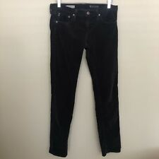 AG Adriano Goldschmied | Women's The STEVIE Slim Straight Corduroy Jeans - 29R