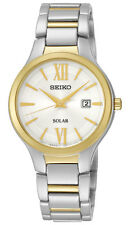Seiko SUT210 SUT210P9 Ladies Solar Watch two-tone NEW RRP $495.00