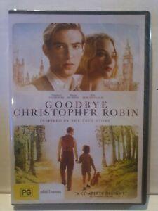 GOODBYE CHRISTOPHER ROBIN -   DVD new Sealed