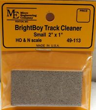 Micro Engineering Bright Boy Track Cleaner (HO, N) (49-113)