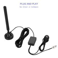 Antenna FM Amplificatore Amplifica Segnale 25db Interno Universale 85-112MHZ