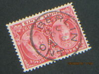 "(4-scan)..1897 Canada ""Berlin"" SON Cancel/cds, Queen Victoria (lot#qv/us/1863)"