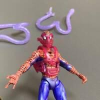 Man Vehicle included Marvel Universe: Spider Rare 2010  Set Marvel City