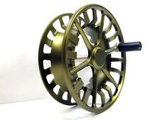 Lamson Guru S Extra Spare Spool Size 5+ Color Olive Green NEW