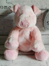 peluche doudou cochon rose microbilles Nicotoy
