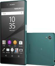 "New Sony Xperia Z5 Duos Dual SIM 32GB|3GB RAM|5.2""|23MP|5.1MP - Green Color"
