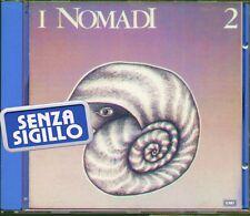 """I NOMADI  """" VOLUME 2 """" CD NUOVO EMI 1988"""