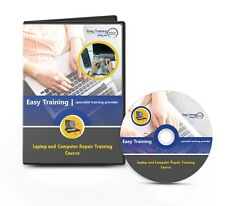 Laptop Repair and Computer Repair (Laptop Troubleshooting) Training Course CD