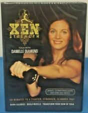 Xen Strength Yoga DVD with Danielle Diamond Brand New Fitness