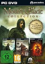 PC Spiel Mount & and Blade Collection Warband + Fire and Sword ++ Extra Gold NEU