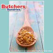 250g of Dried / Dehydrated Kibbled Onion Flakes / Burgers / Butchers-Sundries