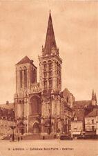 LISIEUX - Cathedral Saint-Pierre - exterior