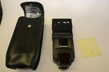 Canon 550 EX ETTL Speedlite Flash  {Bounce, Swivel, Zoom} Used