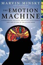 The Emotion Machine:  [Paperback] [ 2007] Minsky, Marvin