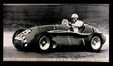 Roy Salvadori Foto Original Signiert Formel 1 1952-62 +G 16310