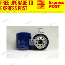 Wesfil Oil Filter WZ160 fits Holden Statesman VQ 5.0 V8 308 (Black),VR 5.0 V8