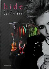 X-JAPAN HIDE Book HIDE Closet Collection Japan 2013