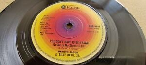 Marilyn McCoo & Billy Davis Jr, You Don't Have To Be A Star, 1976, ABC 4147