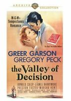 The Valley of Decision DVD NEW