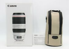 Canon EF Telephoto Zoom 100-400mm f/4.5-5.6 L IS II USM. WITH 2 YEARS WARRANTY