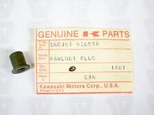Kawasaki Nos New 916598 Plug Super Star Sno Jet Snowmobile Snow 1971-72
