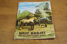 West Dorset Holiday and Tourist Guide