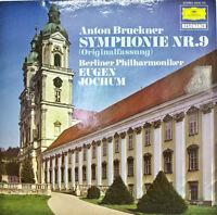 Bruckner Symphony No 9 Original Version Eugen Jacob German Gramophone [d411]
