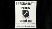 Lone Canuck- Leibstandarte Pack 5- Scorched Earth- NEW >>>>>>>>>>