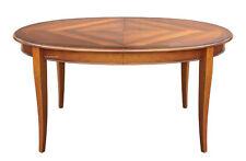 Ovaler Esstisch mit Intarsie 160 cm NEU  Made in Italy