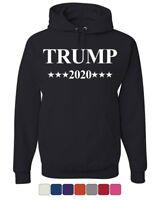 Trump 2020 MAGA Hoodie American President Republican Political
