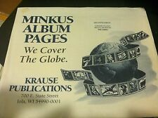 Minkus 2002 Supplement United States Regular Issues New Album Pages Musr02