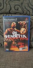 Juego PlayStation 2 Def Jam VENDETTA EAsports. Completo. Pal.