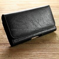 Protective Holster Clip Pouch Cell Cover Carrying Case for Phone - Various Size