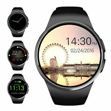 KW18 Bluetooth Smart Watch SIM GSM Phone Mate for iPhone Samsung Android IOS LG