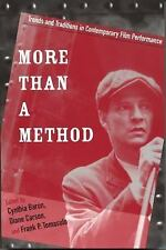 Contemporary Approaches to Film and Media: More Than a Method : Trends and...