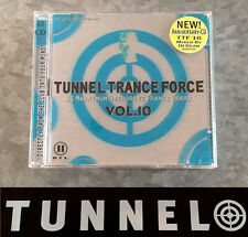2CD TUNNEL TRANCE FORCE VOL. 10