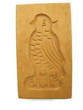 Holz - Model - Springerle - 1 Motiv Papagei - ca. 11 cm x ca. 6,5 cm (H205)
