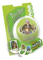 Inventions (Blister w/Tin) Timeline #1 Card Game Asmodee ASM TIME01 Family Party