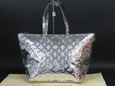 Authentic LOUIS VUITTON Bellevue GM Tote Bag Monogram Miroir Very Good r2027