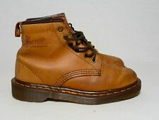 "Vtg UK ""Doc"" Dr Marten's Grunge Air Wave Steam Punk Leather Work Boots UK 4 US 5"