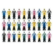 NEW! Kaizoku Sentai Gokaiger Ranger Key Legend Edition 30 pieces set Japan goods