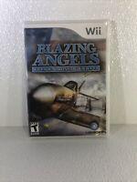 Blazing Angels: Squadrons of WW2 (Nintendo Wii, 2007) Sealed