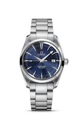 Omega Seamaster Aquaterra 2518.80 мужская среднего размера 36 мм стальные кварцевые часы