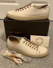 BUTTERO Taninio Low sneakers size UK11 In White RRP £225