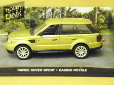 James Bond Range Rover Diecast Vehicles